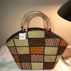 Vintage Balilnayan handbag brand new with tag.